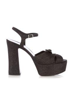 Saint Laurent | Candy Platform Sandals