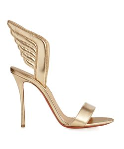 Christian Louboutin | Samotresse 100mm Leather Sandals
