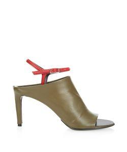 Balenciaga | Spy Leather Sandals