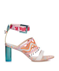 Sophia Webster | Nereida Mid-Heel Sandals