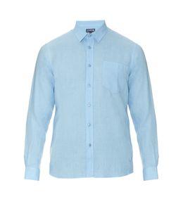 Vilebrequin | Long-Sleeved Linen Shirt