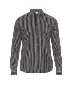 Paul Smith | Kensington Contrast Striped Cotton Shirt