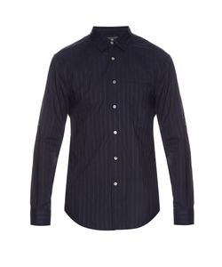 John Varvatos | Long-Sleeved Cotton Shirt