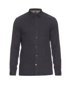 Vince | Melrose Double-Weave Cotton Shirt