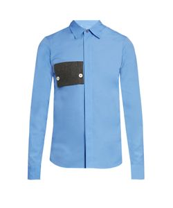 Marni | Patch-Pocket Cotton-Poplin Shirt