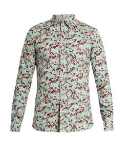 Marni | -Print Cotton Shirt