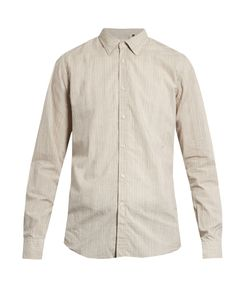 Bevilacqua | David Striped Cotton Shirt