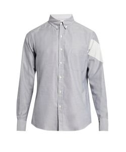 Moncler Gamme Bleu | Button-Cuff Cotton Shirt