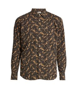 Bevilacqua | David Print Cotton Shirt
