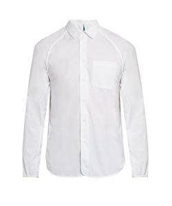 OAMC | Raglan-Sleeved Cotton-Poplin Shirt