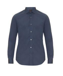 PAUL SMITH LONDON | Soho Button-Cuff Cotton Shirt