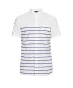 Polo Ralph Lauren | Short-Sleeved Striped Cotton Shirt