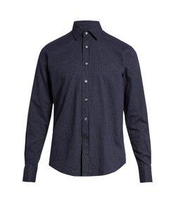 Glanshirt | Kent Point-Collar Cotton Shirt