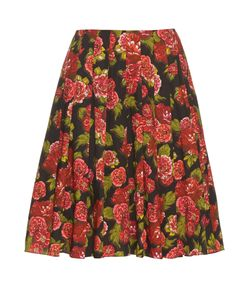 Emilia Wickstead | Polly Print A-Line Skirt