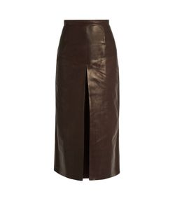 Rachel Comey | Elixer Leather Midi Skirt