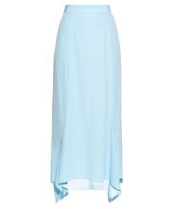 JUAN CARLOS OBANDO | Vermont Silk-Crepe Skirt