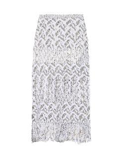 TABULA RASA | Amira Macramé Midi Skirt
