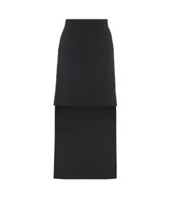 Preen By Thornton Bregazzi | Vera Mini-Front Crepe Skirt