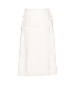 Altuzarra | Mayumi Pleated Wrap Skirt