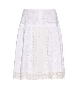 QUEENE AND BELLE | Marianna Broderie-Anglaise Skirt