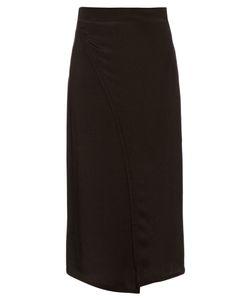 RAEY   Silk Midi Slip Skirt