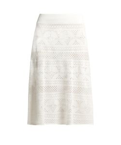A.L.C. | Tunney Lace Skirt