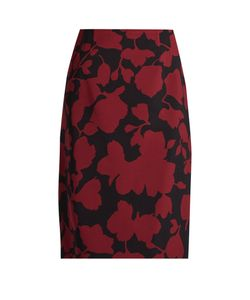 Oscar de la Renta | -Brocade Pencil Skirt