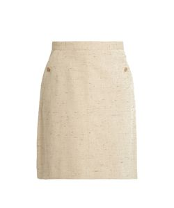 A.P.C. | Workwear Cotton-Blend Skirt