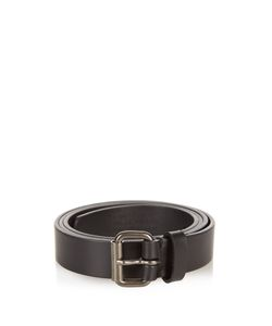 ÁLVARO | Smooth-Leather Belt