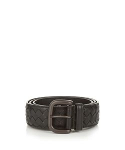 Bottega Veneta | Intrecciato Leather 4cm Belt