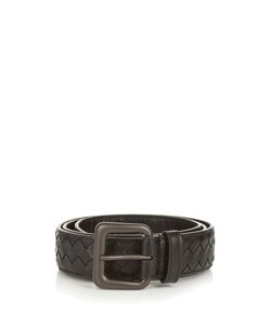 Bottega Veneta | Intrecciato Leather 3.5cm Belt