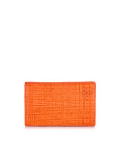 Loewe | Textured-Leather Business Cardholder