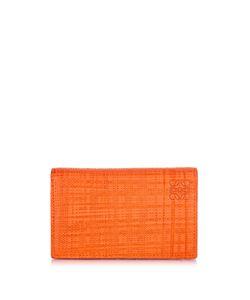 Loewe | Textured-Leather Business Cardholder
