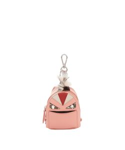 Fendi | Bag Bugs Leather-Panel And Fox-Fur Bag Charm