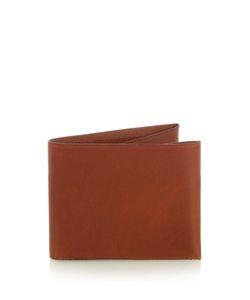 TÄRNSJÖ GARVERI   Icon Bi-Fold Leather Wallet