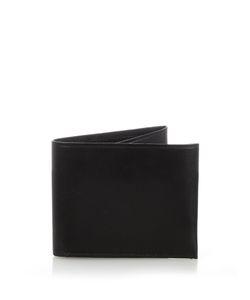 TÄRNSJÖ GARVERI   Icon Billfold Leather Wallet