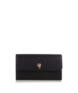 Valextra | City Grained-Leather Cardholder And Wallet