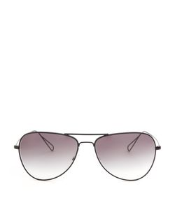 Isabel Marant | X Oliver Peoples Aviator-Style Sunglasses