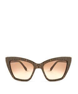 Prism   Calvi Cat-Eye Sunglasses