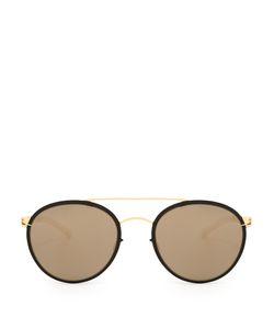 Mykita | Buster Stainless-Steel Aviator Sunglasses
