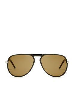 DIOR HOMME SUNGLASSES | Al13.2 Aviator-Style Sunglasses