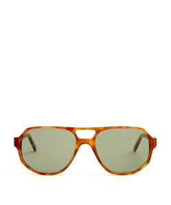 L.G.R SUNGLASSSES | Asmara D-Frame Sunglasses