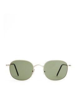 L.G.R SUNGLASSSES | Mauritius Round-Frame Sunglasses