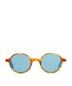 L.G.R SUNGLASSSES | Reunion Round-Frame Sunglasses