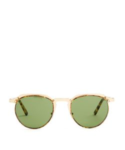 L.G.R SUNGLASSSES   Scorpio D-Frame Sunglasses