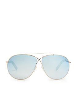 TOM FORD SUNGLASSES | Eva Pilot Sunglasses