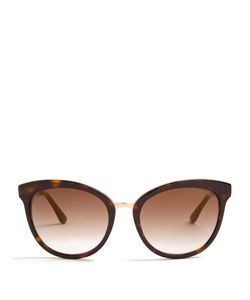 TOM FORD SUNGLASSES | Emma Cat-Eye Sunglasses