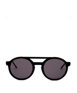 Thierry Lasry   X Dr. Woo Round-Frame Sunglasses