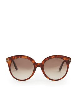 TOM FORD SUNGLASSES | Monica Acetate Sunglasses