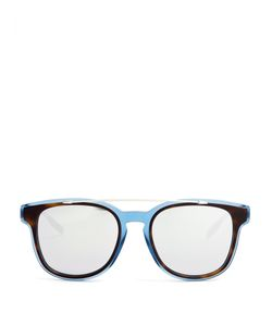 DIOR HOMME SUNGLASSES | Blacktie 211s Aviator-Style Sunglasses